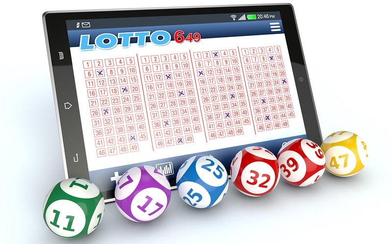 online lottery?