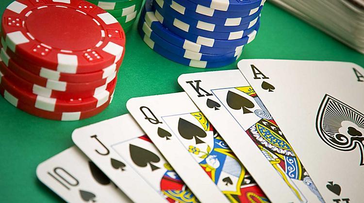 Online - A Virtual Gambling Game